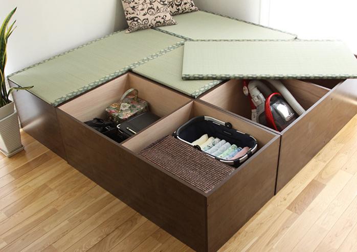 畳収納ボックス